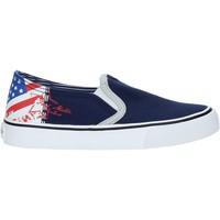 Cipők Gyerek Belebújós cipők Fred Mello S19-SFK101 Kék