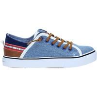 Cipők Gyerek Rövid szárú edzőcipők U.s. Golf S19-SUK407 Kék