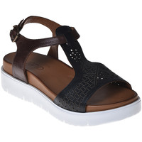 Cipők Női Szandálok / Saruk Bueno Shoes N3403 Fekete