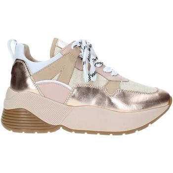 Cipők Női Rövid szárú edzőcipők Janet Sport 43780 Rózsaszín