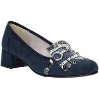 Cipők Női Mokkaszínek Grace Shoes 171002 Kék