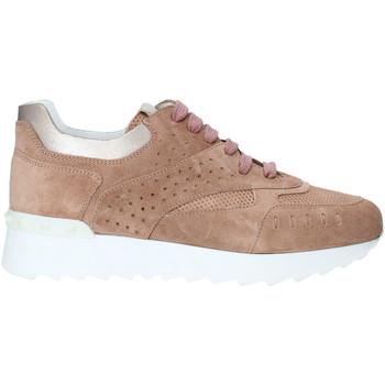 Cipők Női Magas szárú edzőcipők Triver Flight 198-10B Rózsaszín