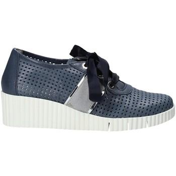 Cipők Női Rövid szárú edzőcipők The Flexx D2037_18 Kék