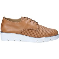 Cipők Női Rövid szárú edzőcipők The Flexx D2509_08 Barna