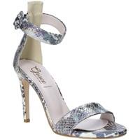 Cipők Női Szandálok / Saruk Grace Shoes 018SP022 Ezüst