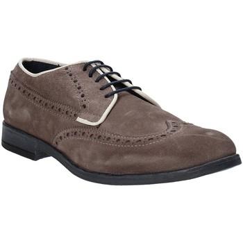 Cipők Férfi Mokkaszínek Rogers CP 07 Barna