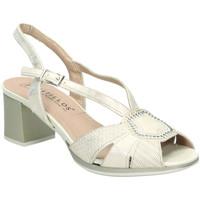 Cipők Női Szandálok / Saruk Pitillos 5560 Arany