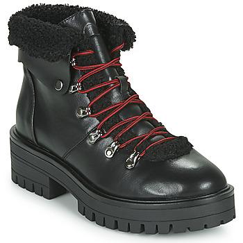 Cipők Női Csizmák Emmshu ESIDAVER Fekete