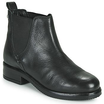 Cipők Női Csizmák Musse & Cloud PRITI Fekete