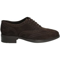 Cipők Női Oxford cipők Marco Ferretti 140424 Barna