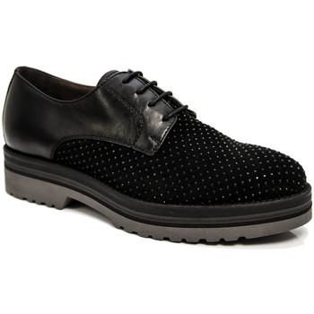 Cipők Női Oxford cipők NeroGiardini A806560D Fekete