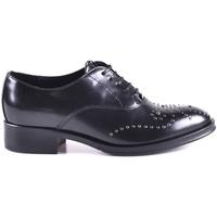 Cipők Női Oxford cipők Marco Ferretti 140898MF Fekete