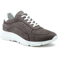 Cipők Férfi Rövid szárú edzőcipők Lumberjack SM89712 002 M20 Szürke