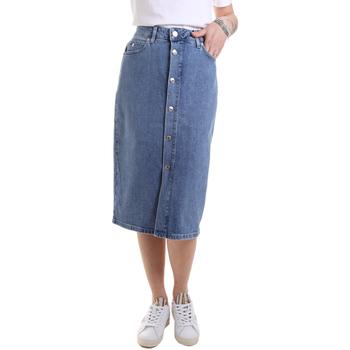 Ruhák Női Szoknyák Calvin Klein Jeans K20K202027 Kék