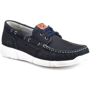 Cipők Férfi Vitorlás cipők Lumberjack SM59914 001 D01 Kék