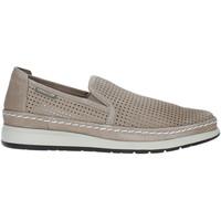 Cipők Férfi Belebújós cipők Mephisto P5126474 Bézs