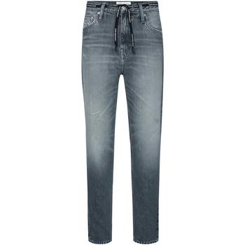 Ruhák Női Egyenes szárú farmerek Calvin Klein Jeans J20J213332 Szürke