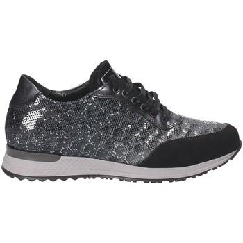 Cipők Női Rövid szárú edzőcipők Grunland SC2607 Szürke