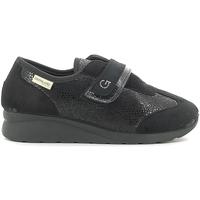 Cipők Női Rövid szárú edzőcipők Grunland SC2920 Fekete