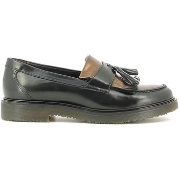 Cipők Női Mokkaszínek Marco Ferretti 160647MF 1488 Fekete