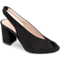 Cipők Női Szandálok / Saruk Valleverde 29201 Fekete
