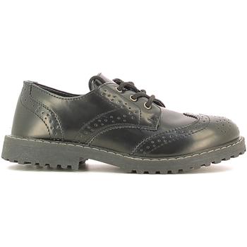 Cipők Gyerek Oxford cipők Grunland SC2046 Fekete