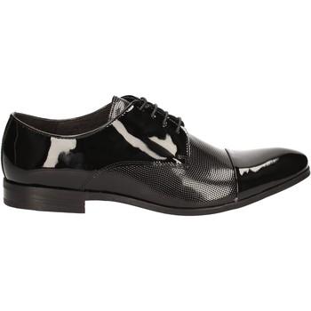 Cipők Férfi Bokacipők Rogers 7186A Fekete