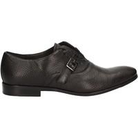 Cipők Férfi Bokacipők Rogers 1654B Fekete