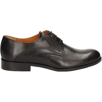 Cipők Férfi Oxford cipők Rogers 9949A Fekete