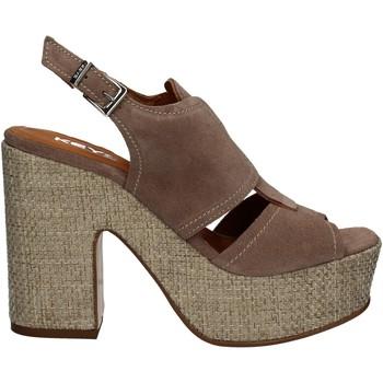 Cipők Női Szandálok / Saruk Keys 5263 Bézs