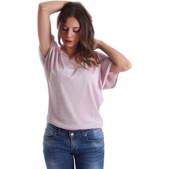 Ruhák Női Blúzok Fornarina SE175J78JG01C5 Rózsaszín