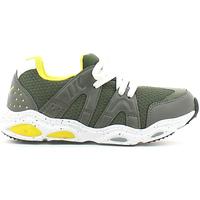 Cipők Gyerek Rövid szárú edzőcipők Lumberjack SB29105 001 P22 Zöld