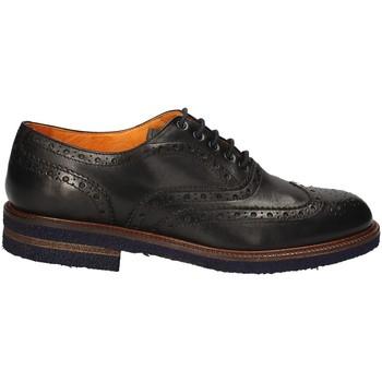 Cipők Férfi Oxford cipők Rogers 353-69 Fekete