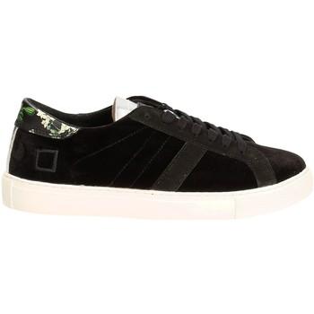 Cipők Női Magas szárú edzőcipők Date W271-NW-VV-BK Fekete