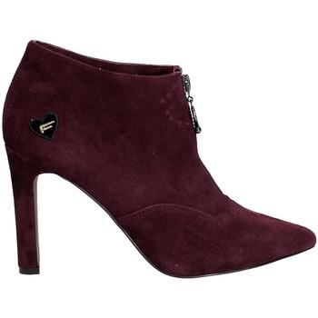 Cipők Női Bokacsizmák Fornarina PI18CA1024S072 Ibolya
