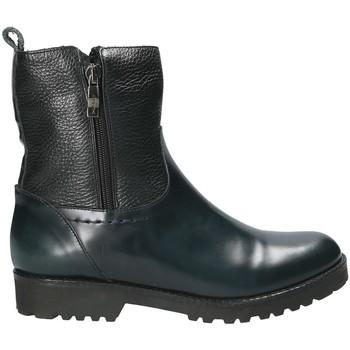 Cipők Női Bokacsizmák Mally 4645SM Fekete