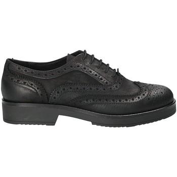 Cipők Női Bokacipők Mally 4704S Fekete
