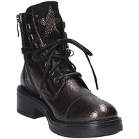 Cipők Női Csizmák Mally 6019 Piros