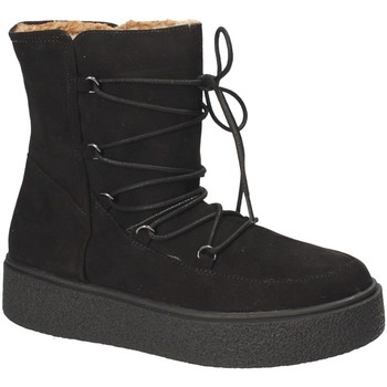 Cipők Női Hótaposók Fornarina PI18TA1138T000 Fekete