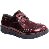 Cipők Gyerek Oxford cipők Lumberjack SG20404 005 S04 Piros