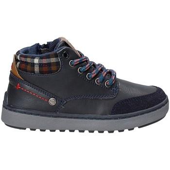 Cipők Gyerek Túracipők Wrangler WJ17219 Kék
