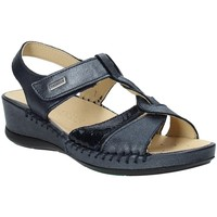 Cipők Női Szandálok / Saruk Susimoda 2379-03 Kék