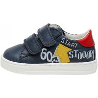 Cipők Gyerek Rövid szárú edzőcipők Falcotto 2014629 01 Kék
