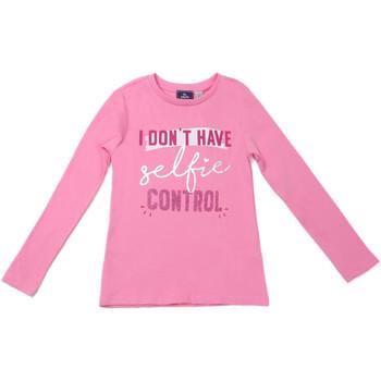 Ruhák Gyerek Hosszú ujjú pólók Chicco 09006871000000 Rózsaszín