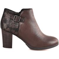 Cipők Női Bokacsizmák IgI&CO 2196211 Barna
