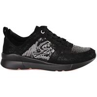 Cipők Női Rövid szárú edzőcipők Gattinoni PINBR0810W Fekete