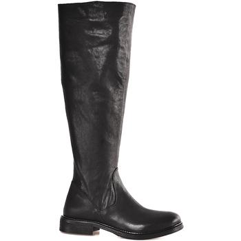 Cipők Női Városi csizmák Mally 6463 Fekete