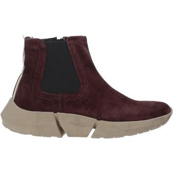 Cipők Női Bokacsizmák The Flexx E0512_18 Piros