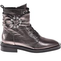 Cipők Női Bokacsizmák Elvio Zanon I8101N Szürke