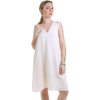 Ruhák Női Rövid ruhák Calvin Klein Jeans K20K202022 Bézs